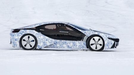 Bilen får superbilaktig design - og forventet supberbilaktig pris.  (Foto: Scoopy)
