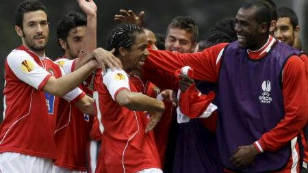 Sporting Braga (Foto: MIGUEL VIDAL/Reuters)