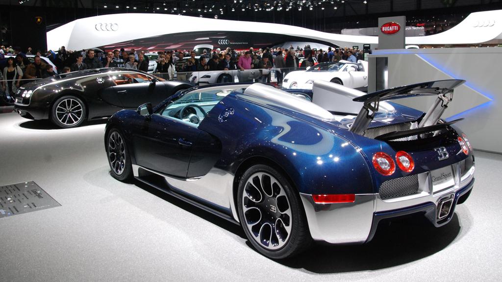 Bugatti underbilde (Foto: Are J. Heiseldal)