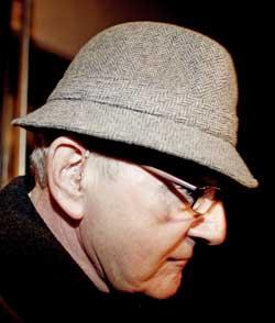Leif Karsten Hansen var kjent for å være svært god på finmekanikk. (Foto: Stian Lysberg Solum)