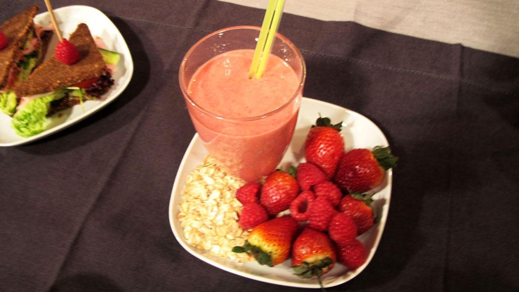 smoothie (Foto: Lisa Dyremyhr Bakke)