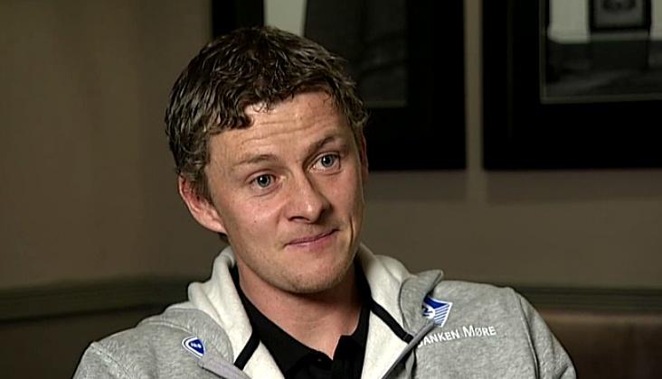 Ole Gunnar Solskjær (Foto: TV 2)