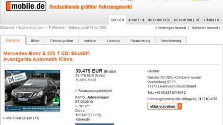220E-CDI-mobile.de