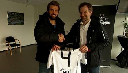 God kjøp: Jim Larsen er klar for Rosenborg.