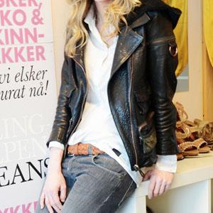 Live Brekke jakke og skjorte ep 2 (Foto:                                 )
