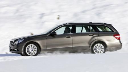 Mercedes-Benz-E-Class-side