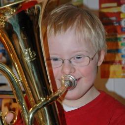 Petter spiller althorn (Foto: Privat)