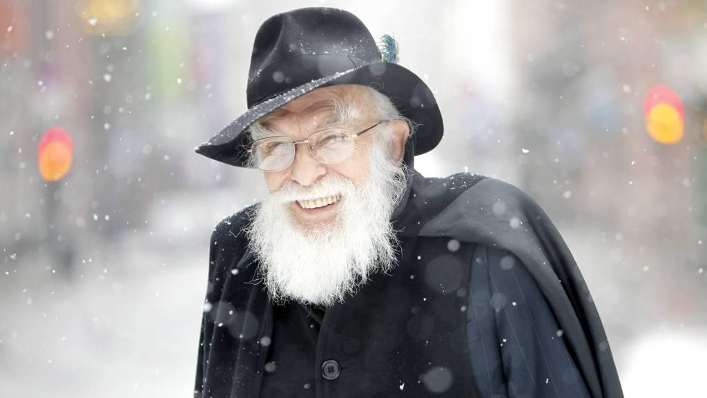EN SKAM: Illusjonisten James Randi er nådeløs i sin kritikk av prinsesse Mãrtha Louise. (Foto: Poppe, Cornelius/SCANPIX)