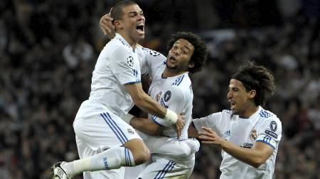 Real Madrid (Foto: DANI POZO/Afp)
