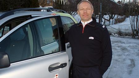 Volvoen er veldig god å kjøre når alt fungerer. Problemet er at det er de mest kostbare komponentene som er av dårligst kvalitet, sier Rune Berntzen. Foto: Privat