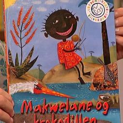 makwelane barnebok