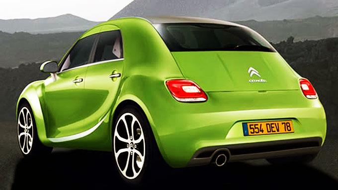 Slik blir Citroën DS2