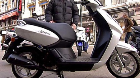 Peugeot- Kisbee 50cc