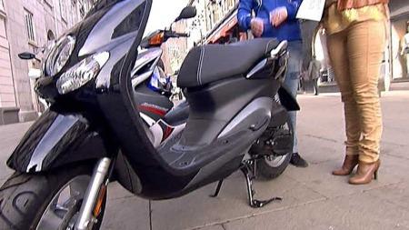 Yamaha Neo's 50 cc (Foto: TV 2)