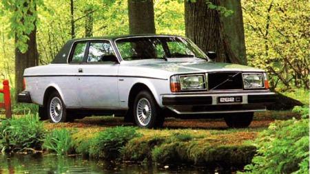 Bertone ga en solid dose luksusfølelse til Volvo 262, denne spesialutgaven heter C Bertone.
