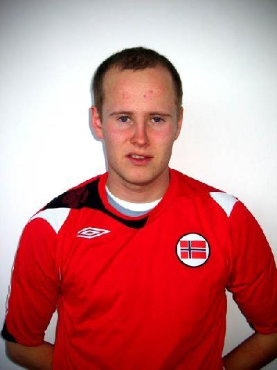 PRESIDENT: Johne Stødle er president i Oljeberget - supporterklubben for Norges landslag.