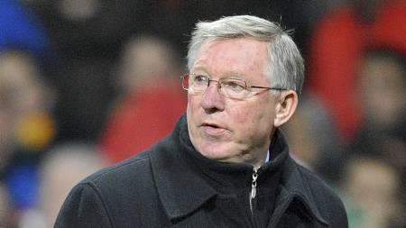 MYKNER OPP: Sir Alex Ferguson skal være villig til å avslutte boikotten av BBC. (Foto: Neal Simpson/Pa Photos)