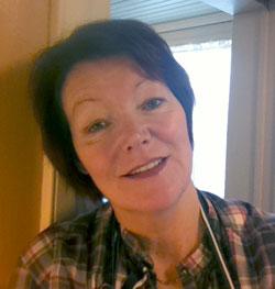 Heidi Kristensen (Foto: Privat)