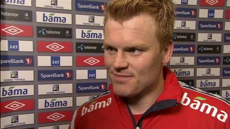 John Arne Riise. (Foto: TV 2/)