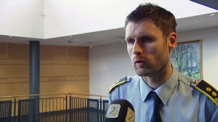 Politiadvokat Fredrik Martin Soma. (Foto: TV 2)
