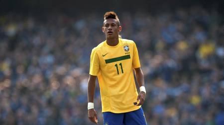Neymar (Foto: KIERAN DOHERTY/Reuters)