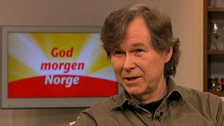 Navnforsker Ivar Utne mener folk tar for lite sjaner når de   velger navn til barna sine (Foto: God morgen Norge)