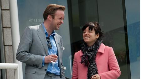 HEMMELIG: De hemmelige bryllupsplanene til Lily Allen og Sam   Cooper er nå på avveie.