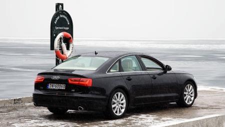 Audi-A6-bakfra-02 (Foto: Benny Christensen)