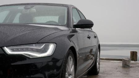 Audi-A6-side (Foto: Benny Christensen)