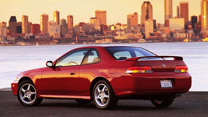 Illustrasjonsfoto: 1997, Honda Prelude