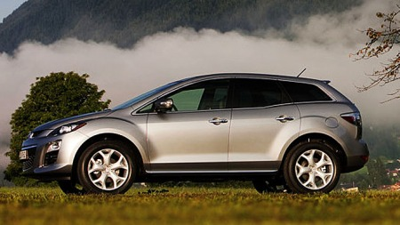 Mazda CX-7 er en av SUV-ene som ikke har truffet godt i markedet. Det gir imidlertid muligheten for å finne en brukt modell med lav pris.