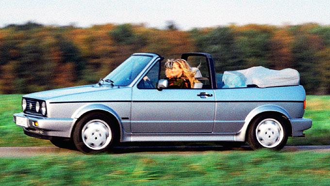 Illustrasjonsfoto: Volkswagen Golf_Cabriolet
