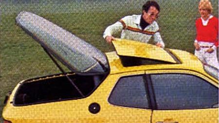 At de gamle bilene ikke er fullt så godt tettet i alle åpninger som de moderne kan mange eiere av Porsche 924 og 944 med targaluker underskrive på i dag. Den helsebringende effekten er dog en bonus ingen hadde regnet med.