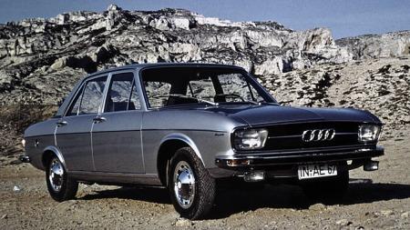 1969, Audi 100
