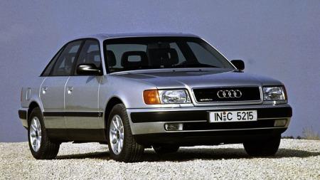 1991, Audi 100