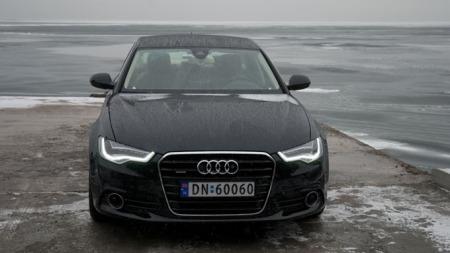 Audi-A6-rett-forfra