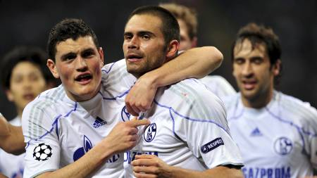 Schalke (Foto: GIUSEPPE CACACE/Afp)