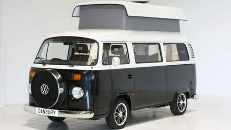 VW-T2-Camper-sort-forfra