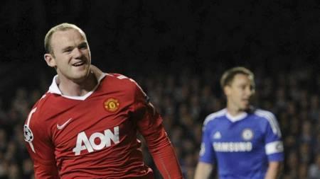 Wayne Rooney (Foto: Tom Hevezi/Ap)