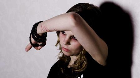 10 prosent av jenter og 3 prosent av gutter i alderen 14 til 16 år har skadet seg selv bevisst det siste året viser tall fra Nasjonalt senter for forebygging av selvmord og selvskading.  (Foto: Illustrasjonsfoto)