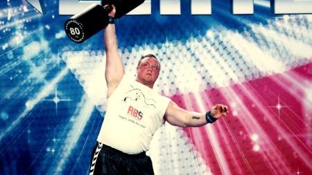 strongman talenter (Foto: Thomas Reisæter)