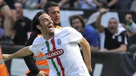 Luca Toni (Foto: STRINGER/ITALY/Reuters)