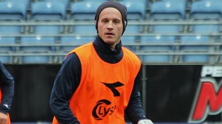 Tommy Knarvik (Foto: Frode Olsen)