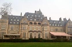 Schlosshotel Kronberg (Foto: May Lisbeth Myrvang)