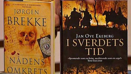 Krimbøker (Foto: TV 2)