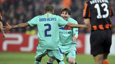 Lionel Messi (Foto: SERGEI SUPINSKY/Afp)