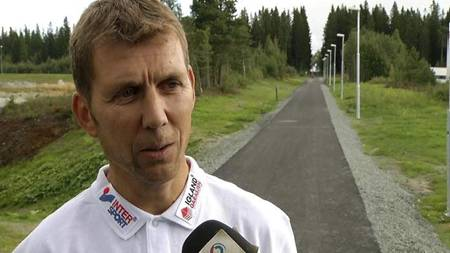 TV 2 Sportys ekspert Atle Kvålsvoll. (Foto: TV 2/)