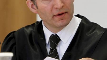AKTOR: Statsadvokat Carl Fredrik Fari er aktor i  den såkalte Faiza-saken. (Foto: Larsen, Håkon Mosvold/SCANPIX)