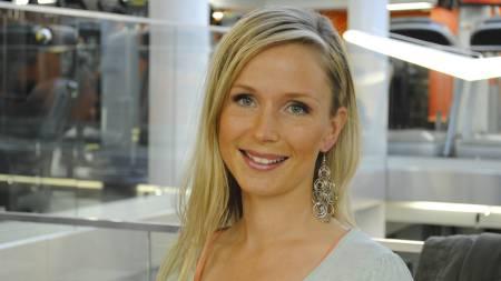 TV 2 Sportys kostholdsekspert, Trine Thorkildsen. (Foto: Øyvind Løland/)
