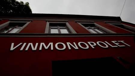 MINST LOJALE KUNDER: Vinmonopolet har Norges minst lojale kunder.   (Foto: Solum, Stian Lysberg/SCANPIX)